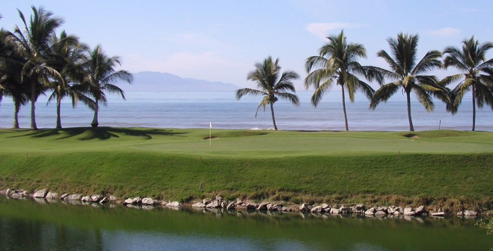 Mexican Golf Courses